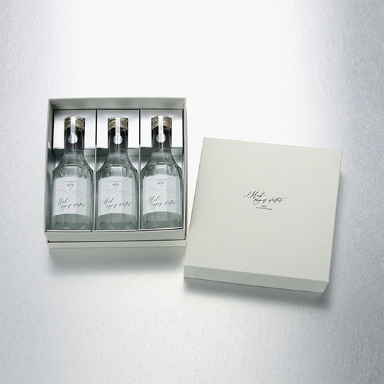SUY「翠」 ギフトセット(300ml × 3本入)